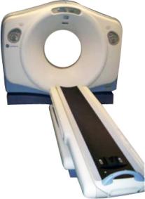 GE LightSpeed 4 Slice CT Scanner