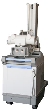 GE AMX IV Plus Portable X-Ray