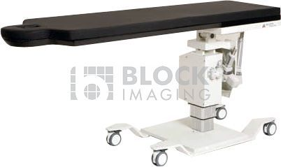 Arcoma Mobile 4-Way Float Top Vascular C-arm Table