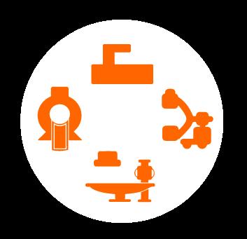 orthopedic-imaging-orange-circle-white